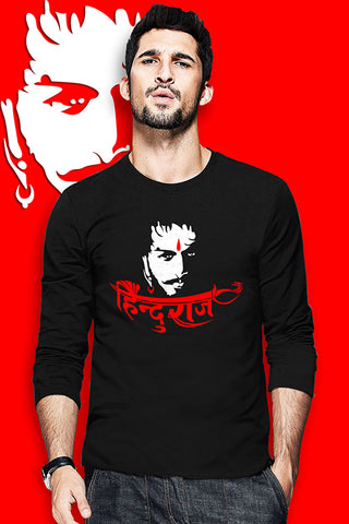 Hinduraj Full Sleeve T Shirt