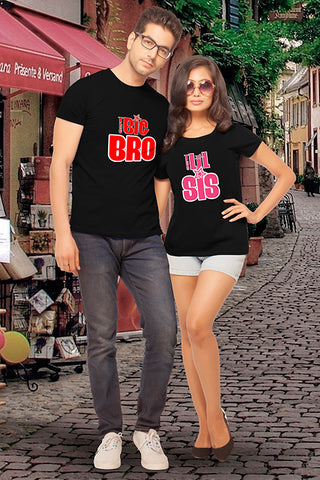 The Big Bro & Lil Sis T Shirt