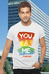 You & Me Forever Couple Tees