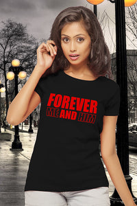 Together Forever Couple Tshirt