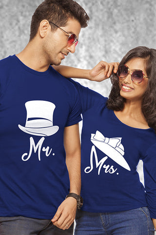 Mr. & Mrs. Couple Tees