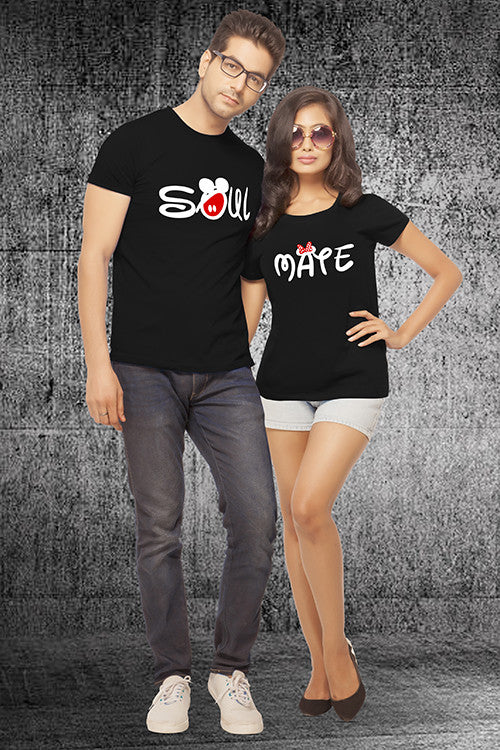 Soul Mate Couple Tees