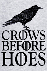 Crows Before Hoes Full Sleeve T-Shirt