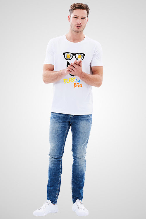 Beared T-Shirt