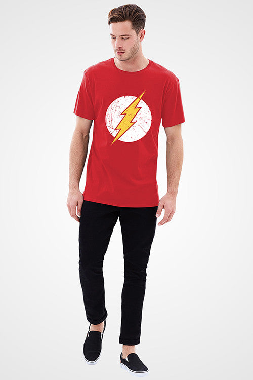 Flash Half Sleeve T-Shirt