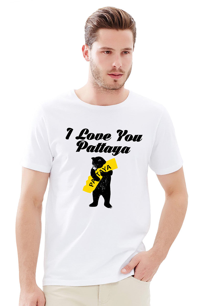 I Love You Pattaya T-Shirt