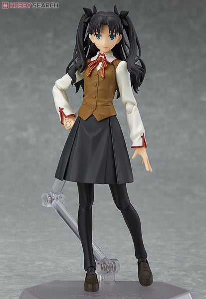 Fate/stay night: Unlimited Blade Works - figma Rin Tohsaka 2.0 PVC Figure