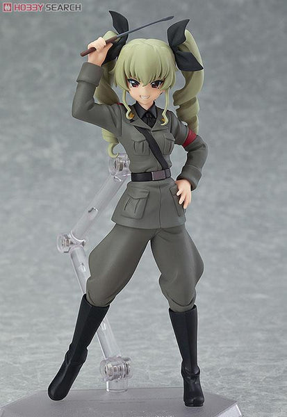 Chiyomi Anzai (Anchovy) - figFIX Anchovy PVC Figure