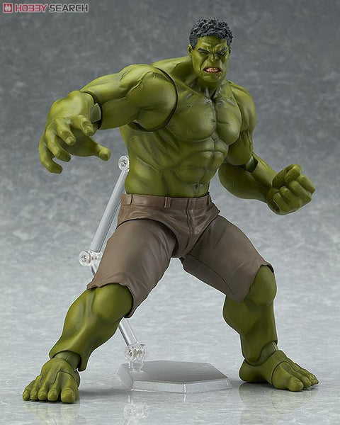 The Avengers - figma Hulk Completed