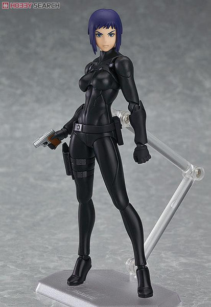- figma Motoko Kusanagi: The New Movie ver. PVC Figure