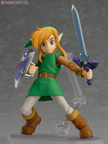 The Legend of Zelda: A Link Between Worlds - figma Link: A Link Between Worlds Ver. PVC Figure