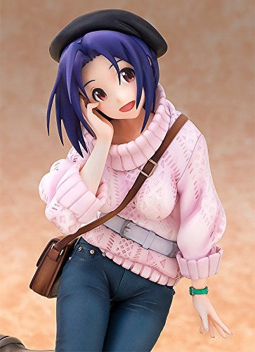 Idolmaster Miura Azusa 1/8 scale ABS & PVC painted finished figure