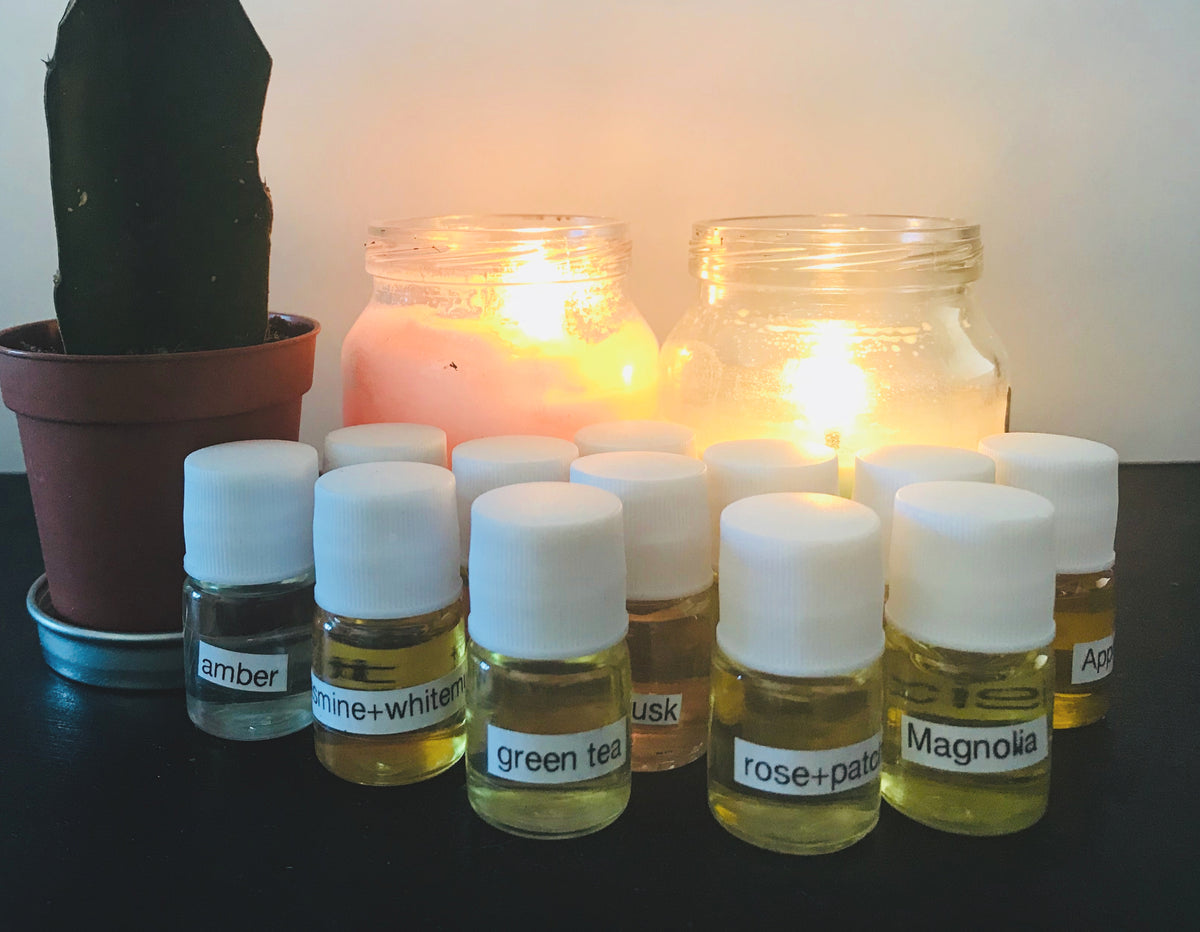 Candle Fragrance Oils: How to Add Fragrance Oil to Your Candle