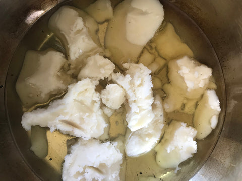 How to Melt Candle Wax in a Double Boiler