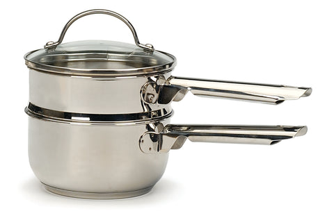 How to Make a Double Boiler