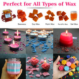 Candle Wax Dye & Fragrance Oils  -  16/4 Pack