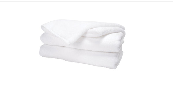 Luxury Sposh Cotton Bath Towels