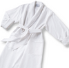 Boca Terry Robe Microfiber Roll Collar