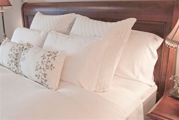 BedVoyage Rayon from Bamboo Pillow Shams Standard