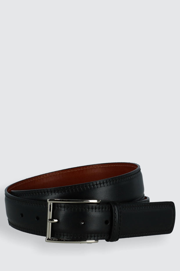 Lodge Cut Edge with Track Embossed Belt
