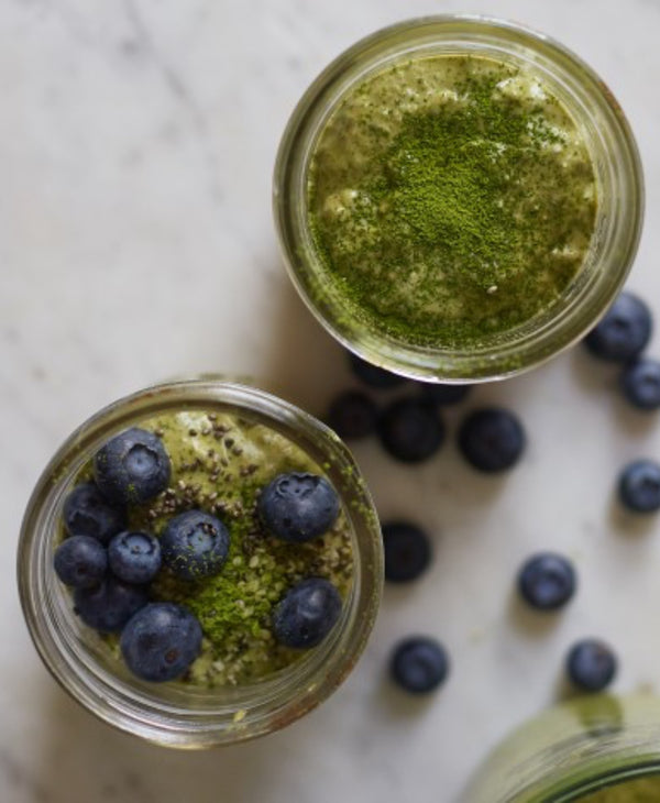 Matcha Moringa <br> Breakfast Bowl