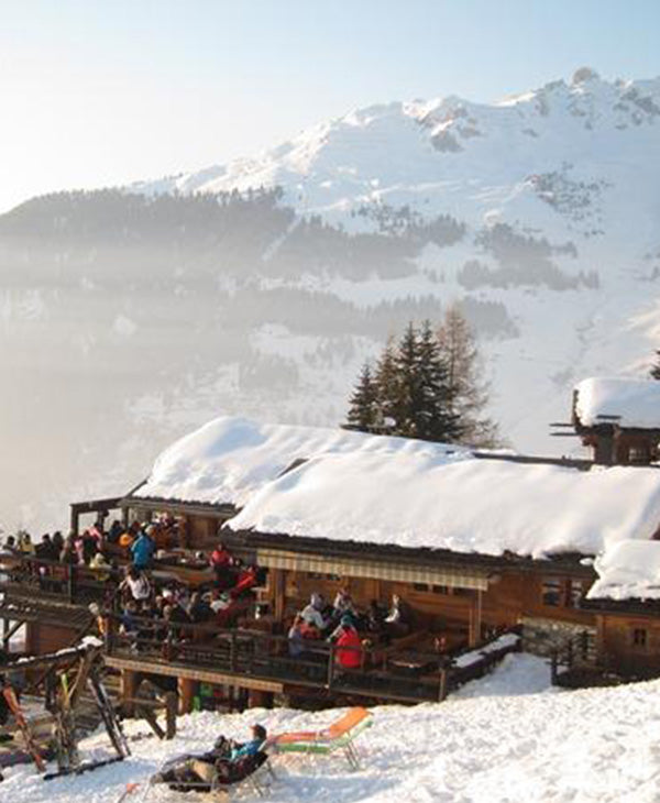 #LeotyList <br> Marion Rabate's Guide To Verbier