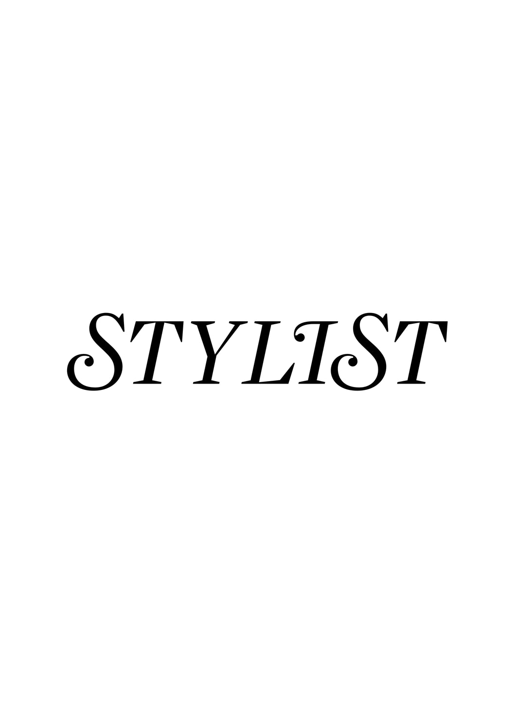 Stylist - January 30th