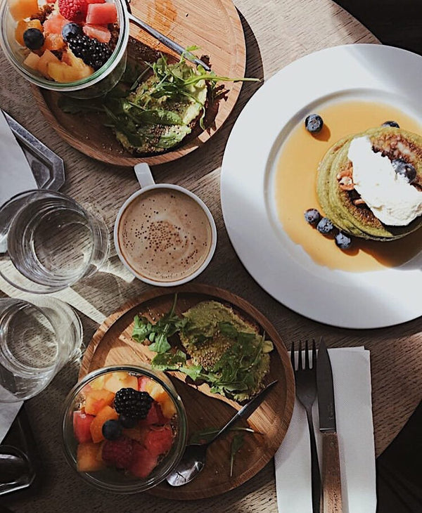 Brunch Hour: <br> Le Marais