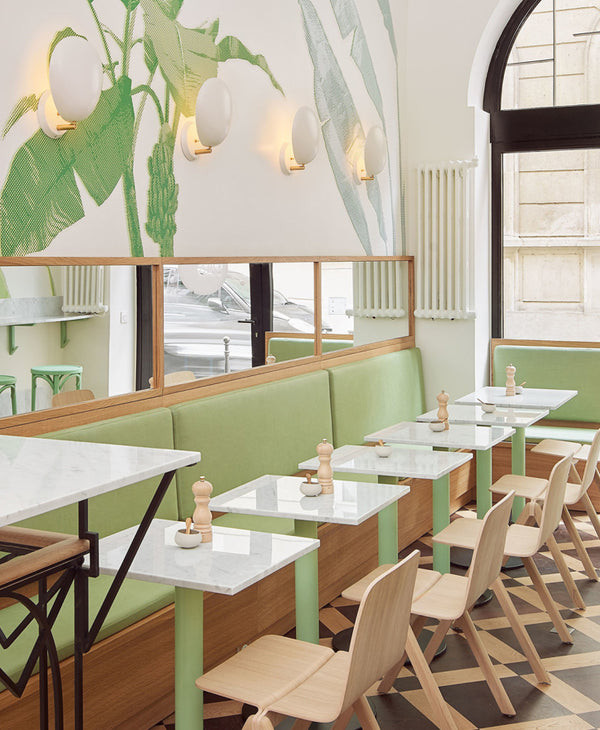 The Best Green Eateries in Paris