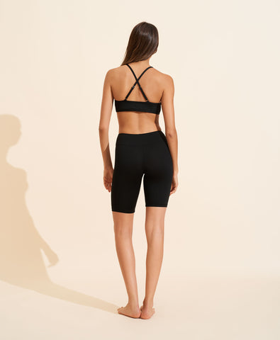 Adelaide Biker Short - Black