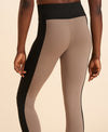 Therese Legging - Taupe / Black