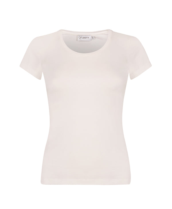 Emilie T-Shirt - White