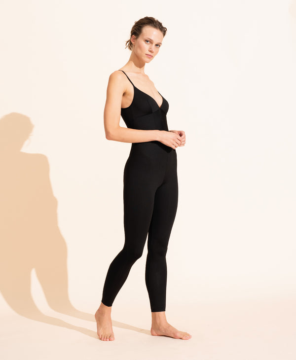 Ilona Bodysuit - Black