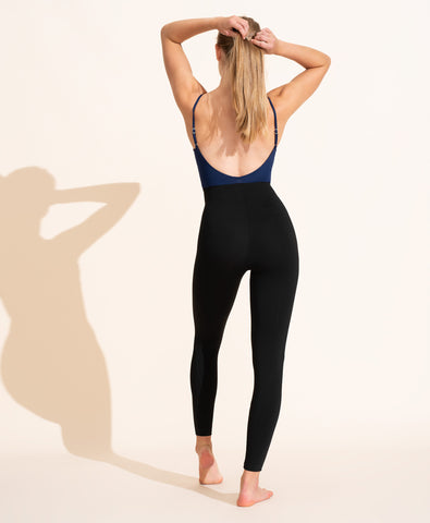 Ilona Bodysuit - Navy / Black