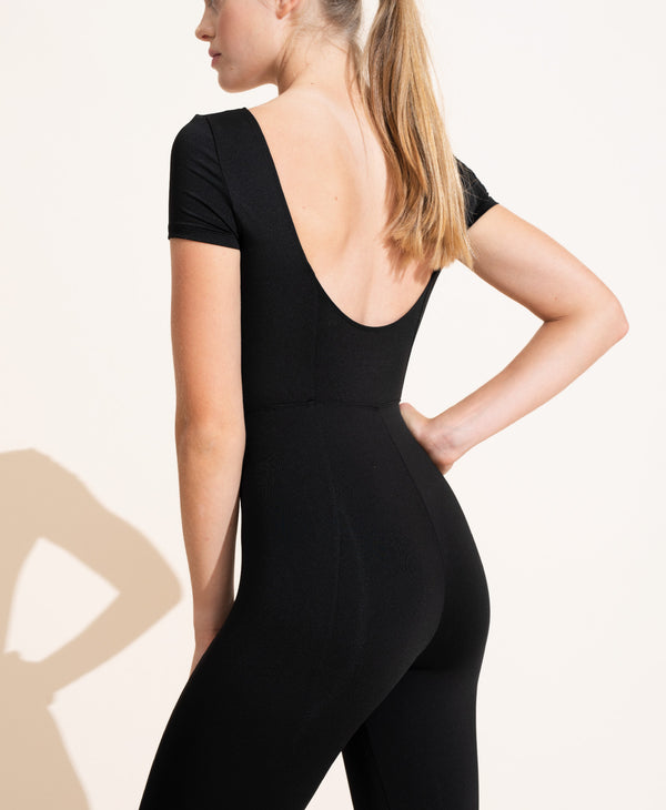 Oriane Bodysuit - Black