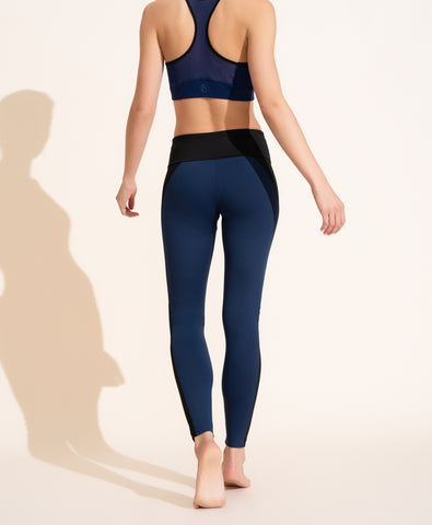 Perform Legging - Navy / Black