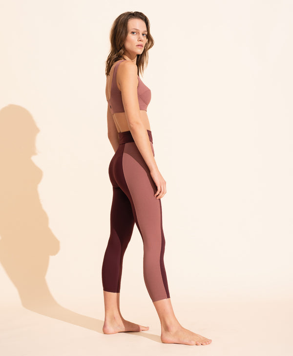 Therese Legging - Prune / Mauve
