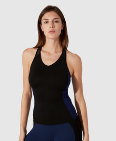 Perform Tank - Navy / Black