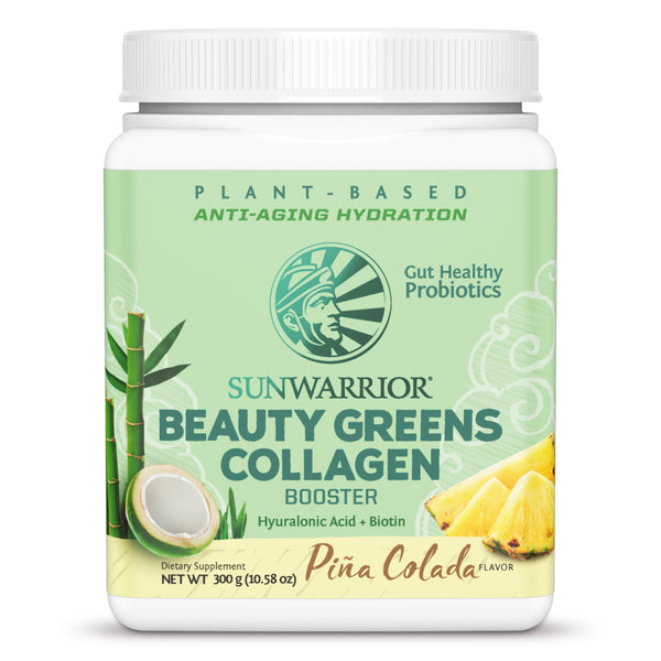 Beauty Greens Collagen Booster 300g Tub