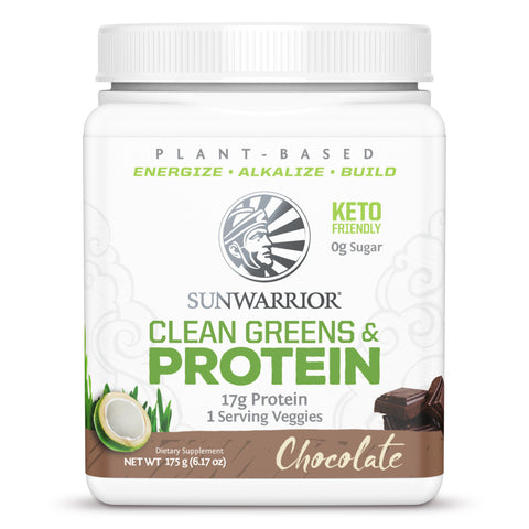 Clean Greens & Protein 175g Tub
