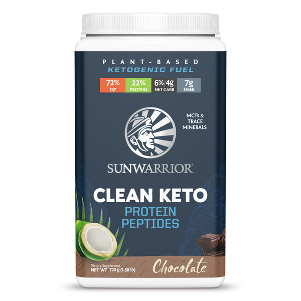 Clean Keto 720g Tub