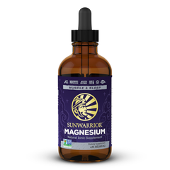 Magnesium Liquid 118 ml (4 fl oz) bottle