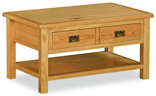 Salisbury Lite Coffee Table - Clearance Factors
