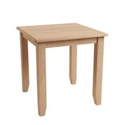 Gatley Fixed Top Table - Clearance Factors