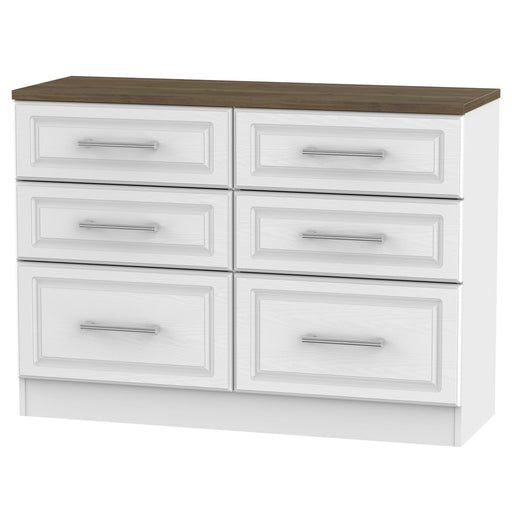 Kent 6 Drawer Midi Chest - Clearance Factors