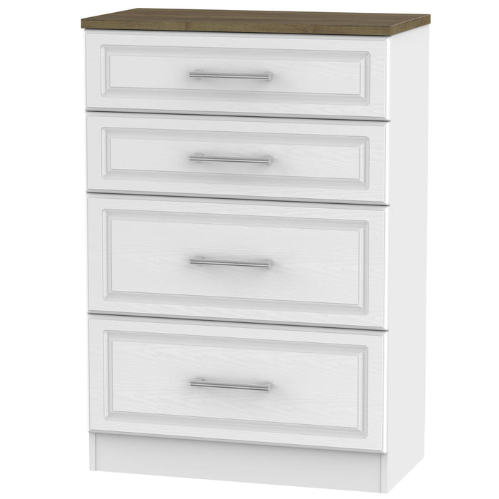 Kent 4 Drawer Deep Chest - Clearance Factors