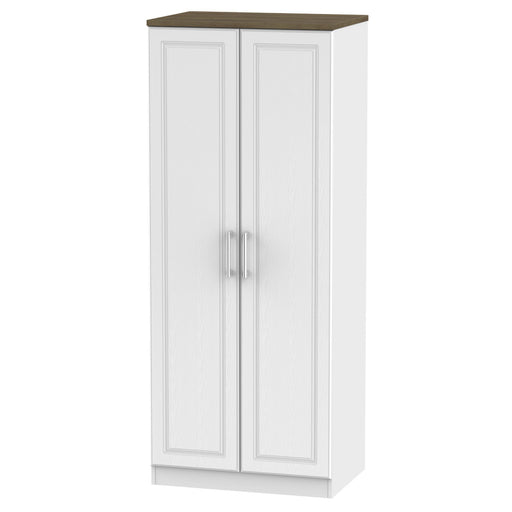 Kent 2'6 Plain Wardrobe - Clearance Factors