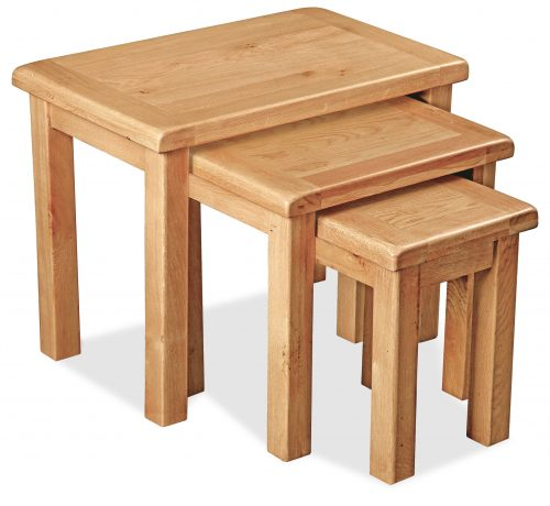 Salisbury Nest Of Tables - Clearance Factors