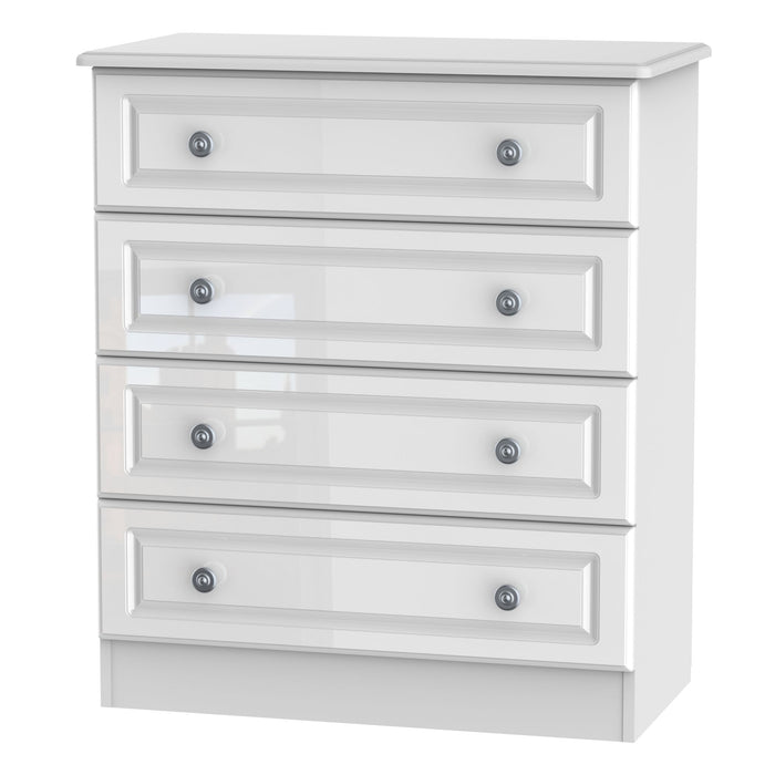Pembroke 4 Drawer Chest - Clearance Factors