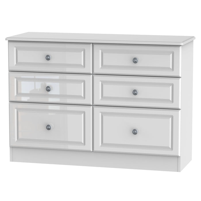 Pembroke 6 Drawer Midi Chest - Clearance Factors